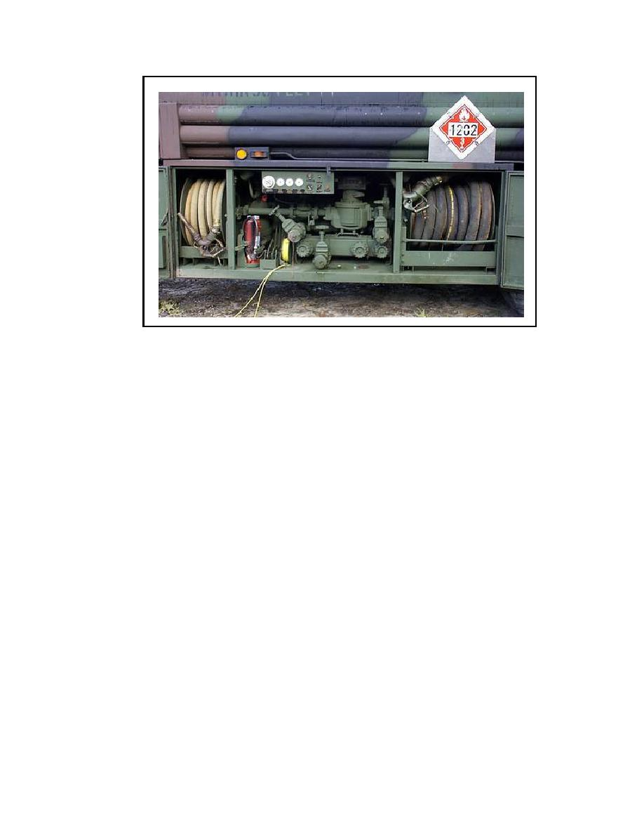 m969 5000 gallon semitrailer Mil-s-62180 semitrailer, tank, 5,000 gallon, bulkhaul and fuel servicing, m967 m969 and m970.